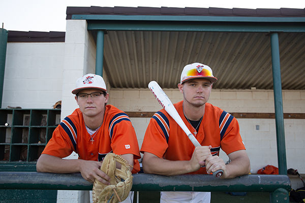 Twins return for second chance after injuries during freshmen year