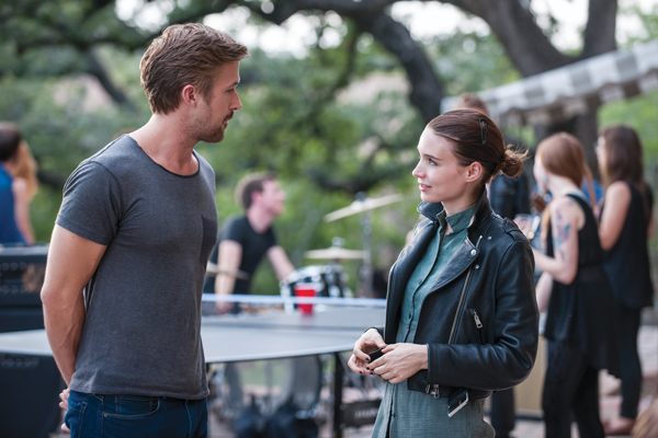 Director Terrence Malick delivers music-driven love story