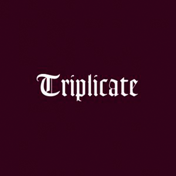 Bob Dylan's 'Triplicate' pretty much sucks. We all know you can do better, Bob. Photo courtesy Columbia Records.