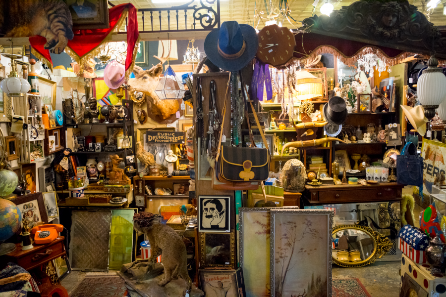 +Dolly+Python+sells+an+eclectic+offering+of+clothing%2C+furniture+and+art.+