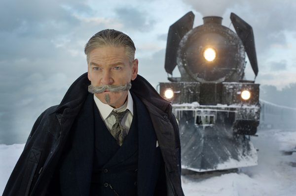 Branagh's fantastic mustache highlights 'Orient Express,' actual movie isn't so great