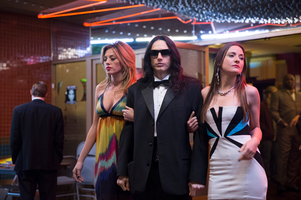 """""""The Disaster Artist,"""" which tells the almost-unbelievable tale of the worst Hollywood movie ever made, stars James Franco as the infamous Tommy Wiseau. Photo courtesy of A24"""