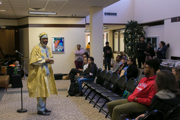 College hosts Black History Month events