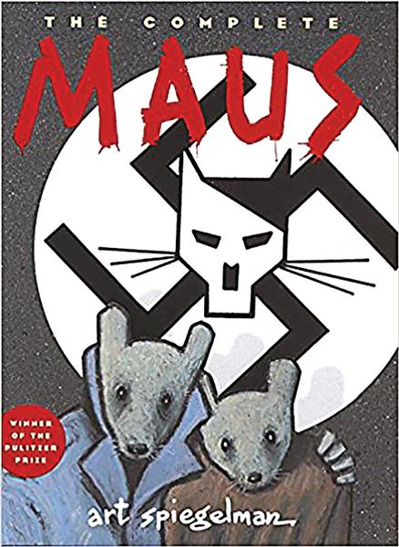 First ever graphic novel chosen as common book