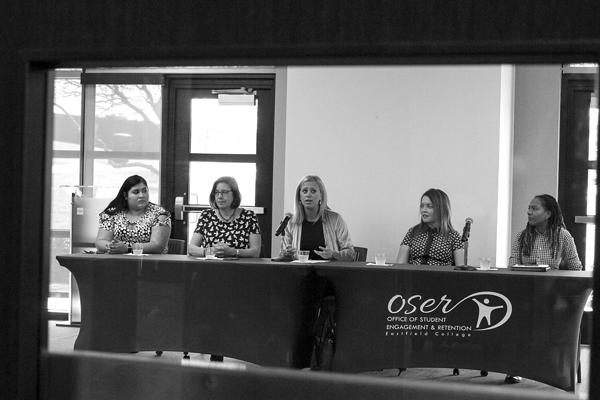 Women's panel examines where #MeToo is today