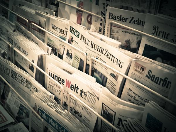 SATIRE: Journalism dead