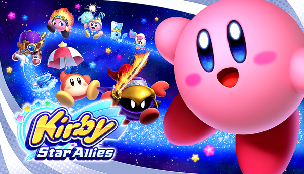'Kirby: Star Allies' released March 16.