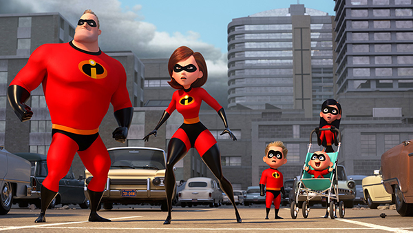 REVIEW: 'Incredibles 2' makes parents the real heroes