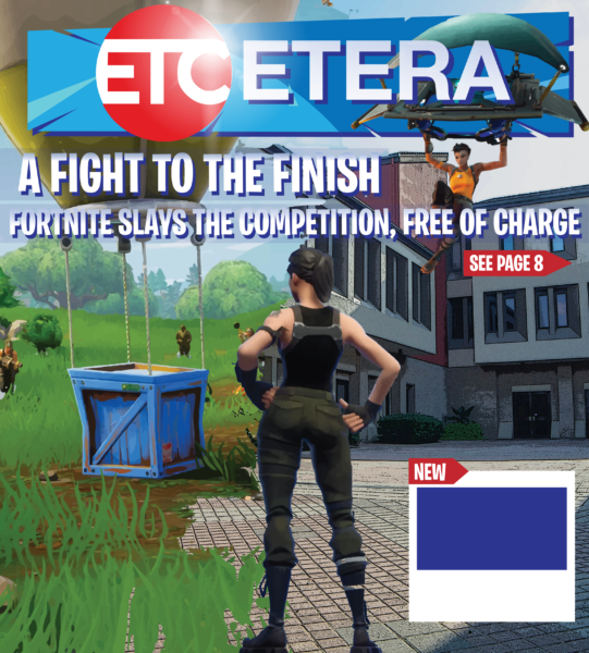 Stepping into battle royale