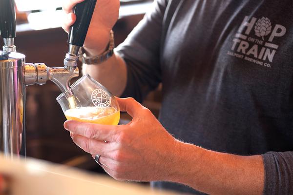 Beer business: Eastfield grad opens brewery
