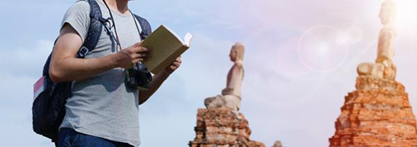 Opinion: Travel is life's greatest teacher