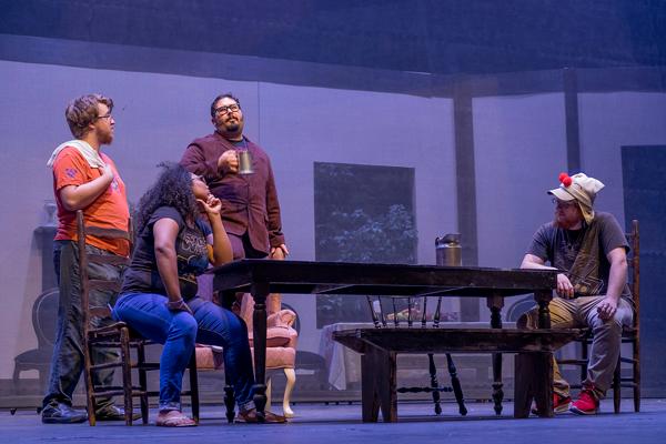 Comedy play explores victorian society, love