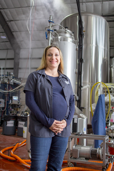 She brews business: Texas Ale Project CEO talks beer industry, family