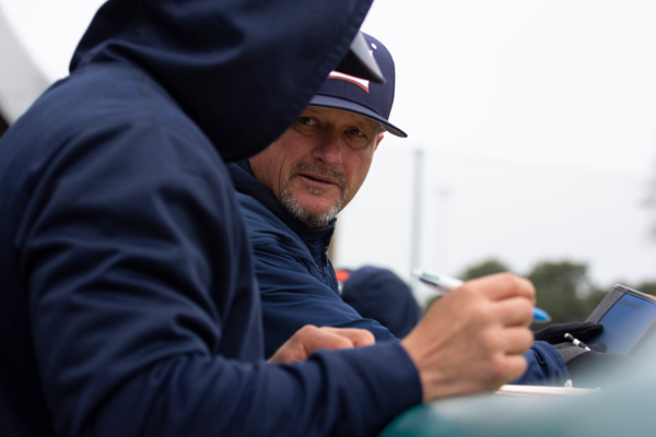 Martin during an Eastfield game. Photo y Yesenia Alvarado/The Et Cetera