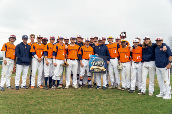 Harvesters sting Eagles, Martin reaches 600 wins
