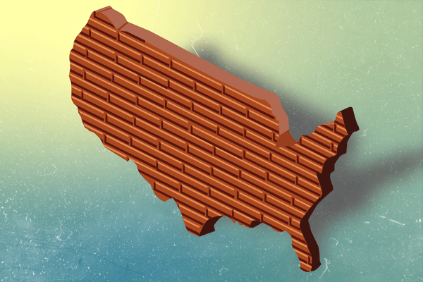 Opinion: Wall benefits all Americans, even newcomers
