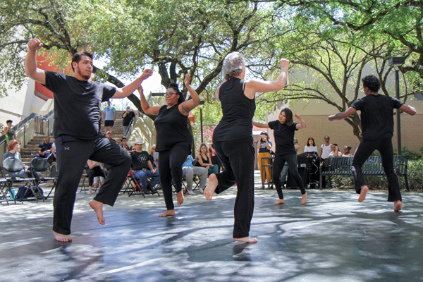 PHOTO GALLERY: Fine arts spring to life