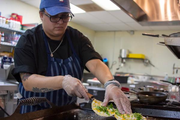 Family recipes, Le Cordon Bleu chef's creativity combine at Dia de los Tacos