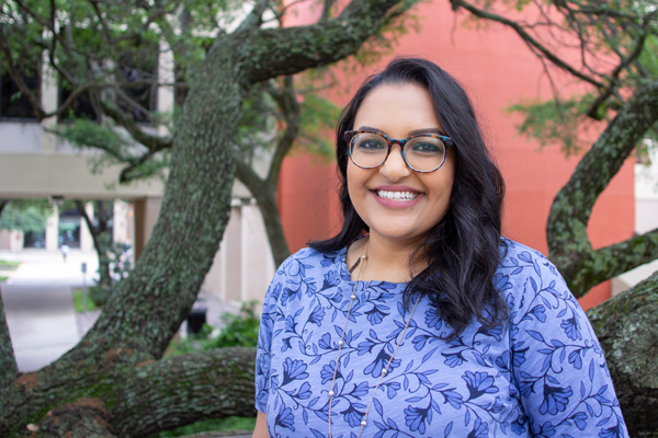 Patel's diverse life leads back home