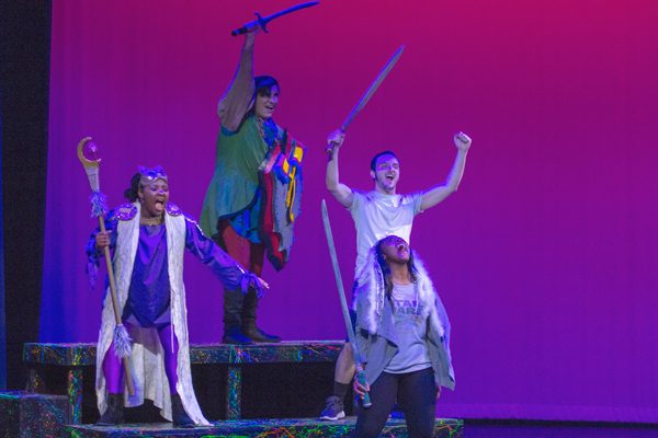 Eastfield theater company holds award ceremony, announces next year's lineup