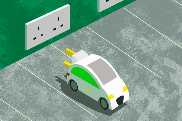 Electric cars are pricey yet save environment