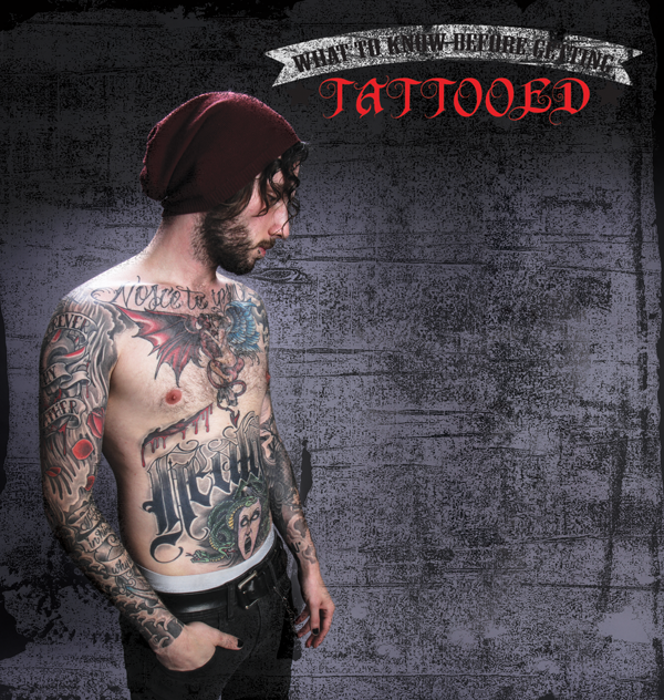 What to know before getting tattooed