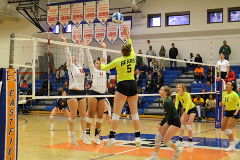 Volleyball, soccer moved to spring after decision from NJCAA
