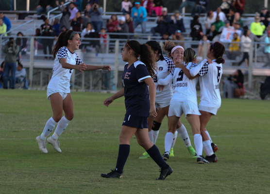 Soccer puts up a fight, but falls short against Richland