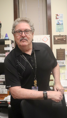 Garcia sails through life helping other people