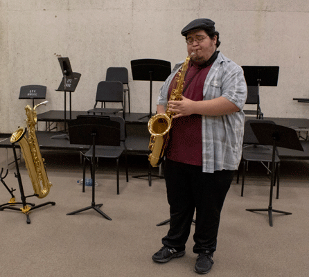 Tragic loss drives Rodriguez to master music