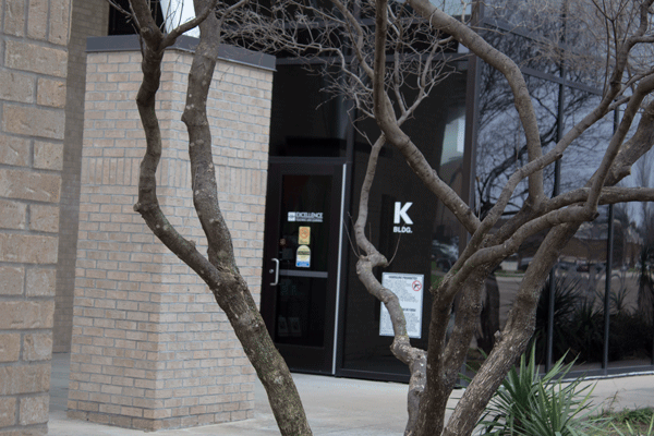 K Building transition causes mixed emotions