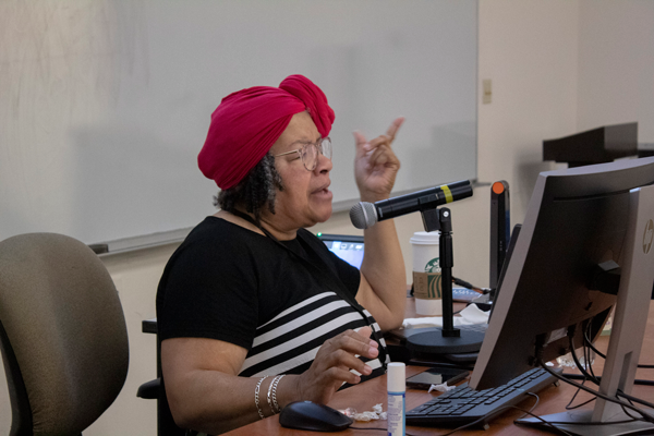 District faculty member recalls segregation era