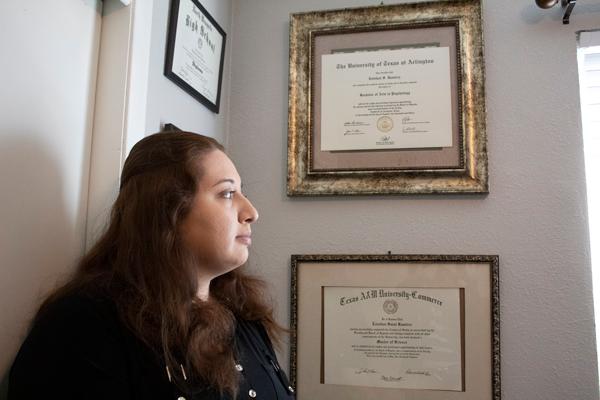DACA opens door to education for staff member