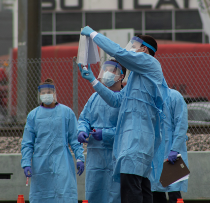 Jenkins calls for more COVID-19 testing, PPE for Dallas