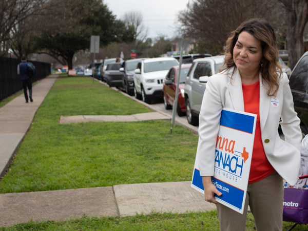 Adjunct takes second run at Texas House seat