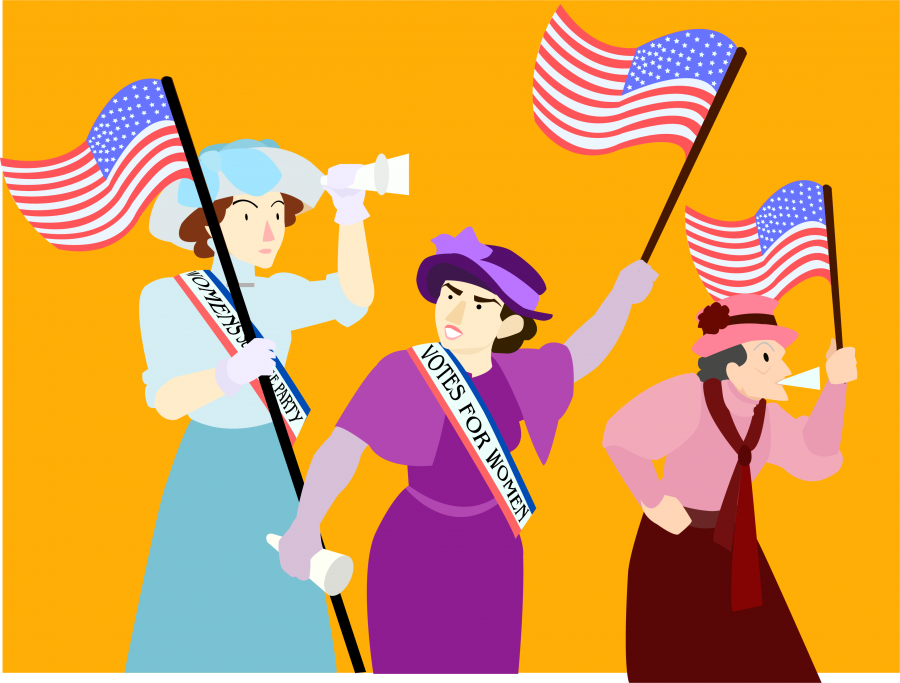 Century of 19th Amendment celebrated