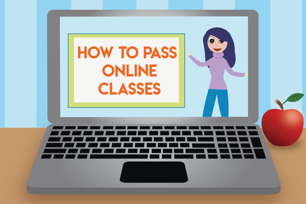 Don't get stung by online classes, follow these tips from a virtual course veteran