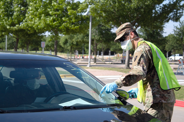 Dallas residents ordered to wear mask; North Texas ramps up COVID-19 testing