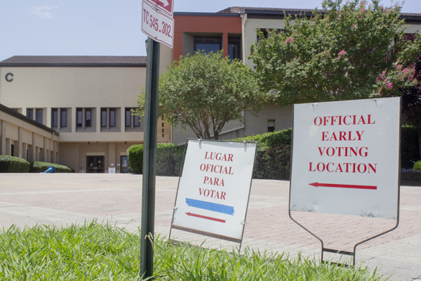 Early voting begins at Eastfield
