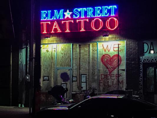 Dallas businesses prepare for post-election violence