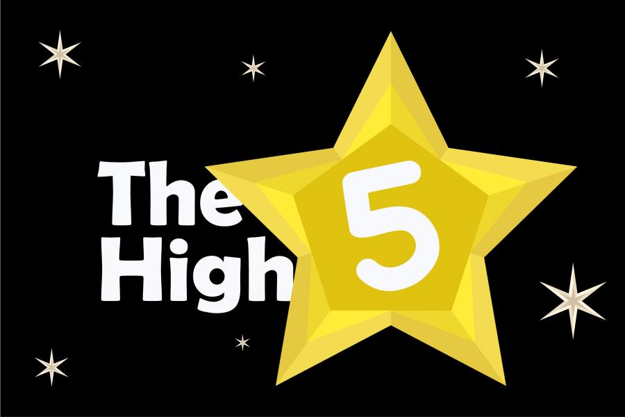 High Five: Make new traditions this holiday season