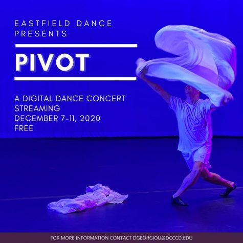 Eastfield Dance presents Pivot - the fall 2020 digital dance concert