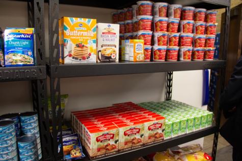 Eastfield food pantry reopens