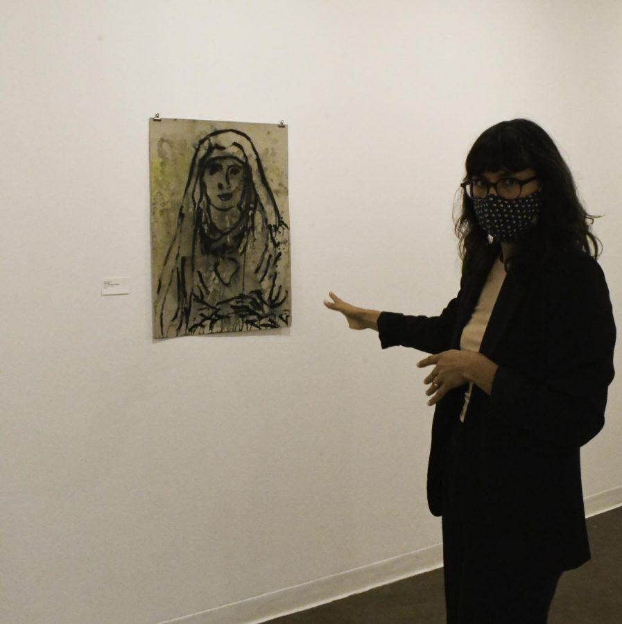 Work of generous artist presented by Dallas College